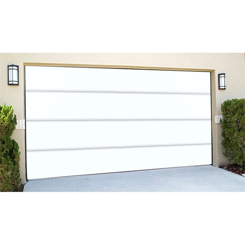 Doors motors fabricant et distributeur de porte de for Porte de garage sectionnelle lisse